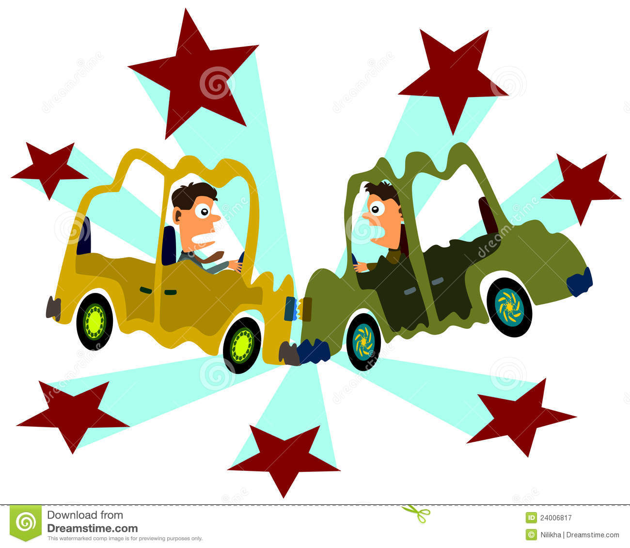1300x1130 Funny Car Accident Clipart