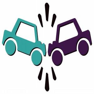 300x300 Car Accident Clip Art