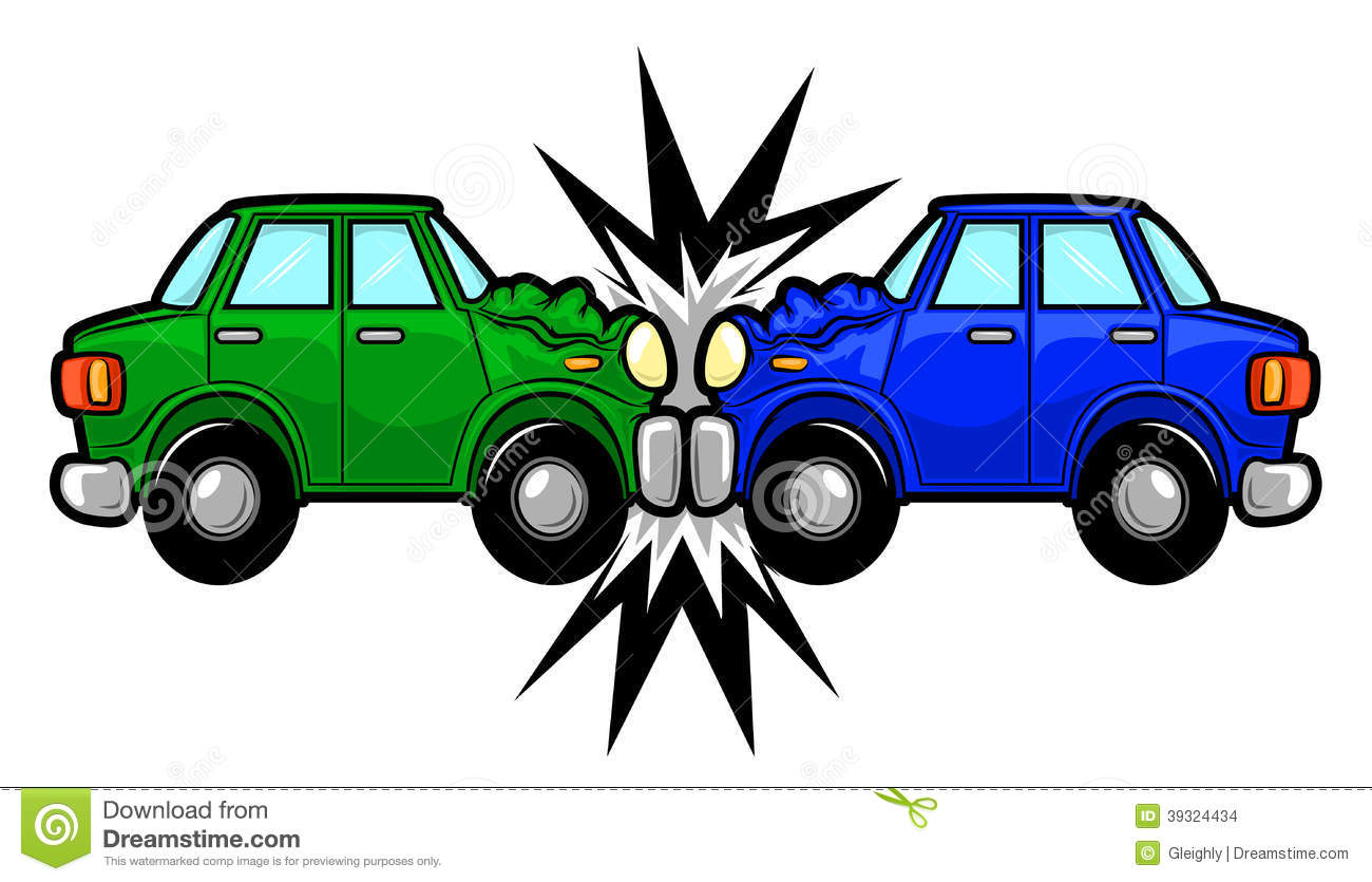 1300x835 Car Accident Clipart