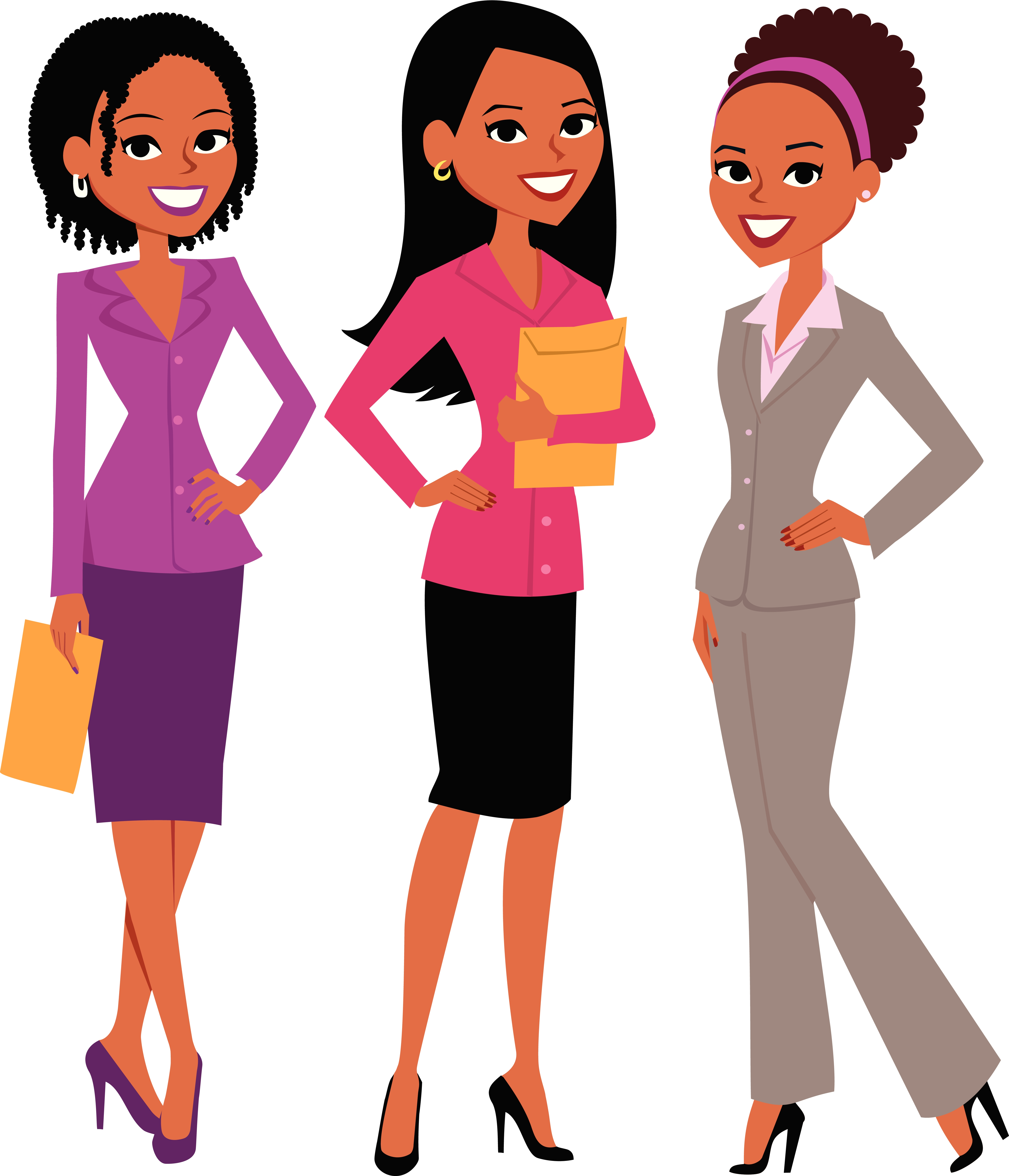 5149x6000 It's Welcome To Our Network! Black Female Accountants Network