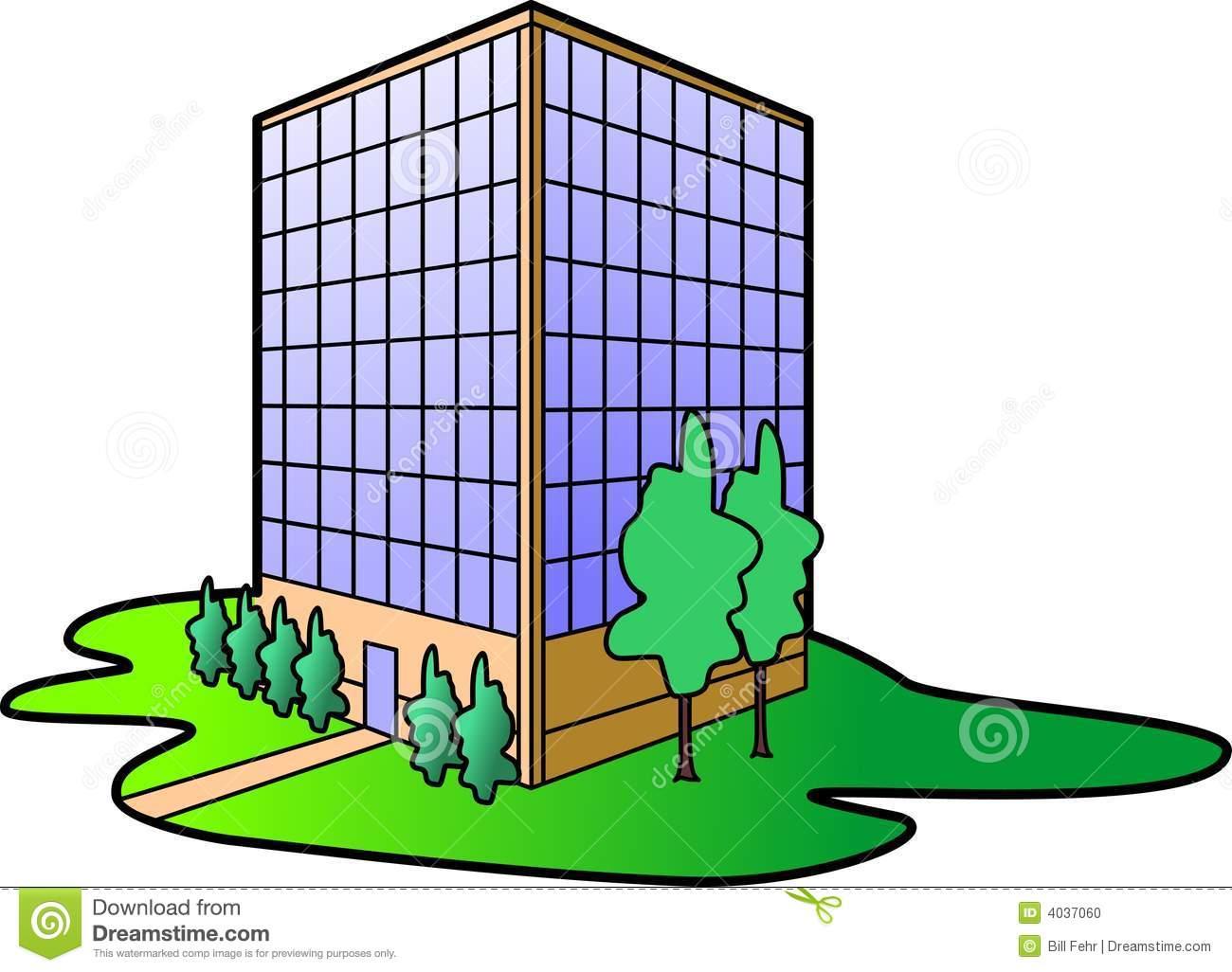 1300x1026 Building Clipart Corporate Building