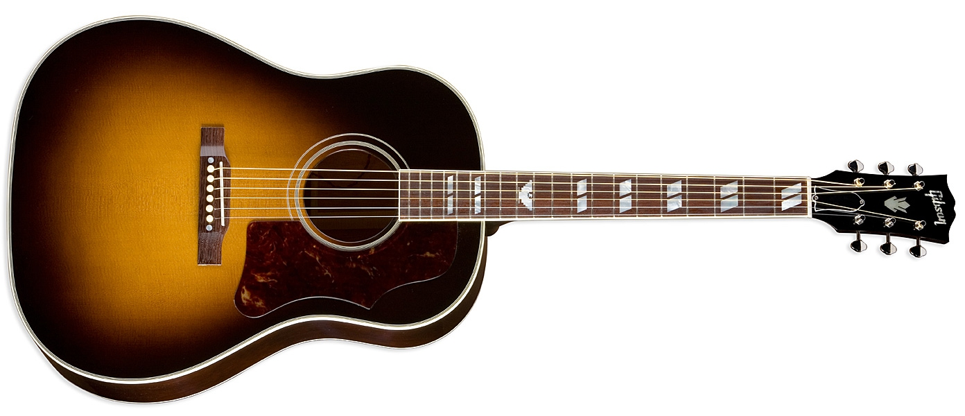 1392x600 Country Guitar Clipart