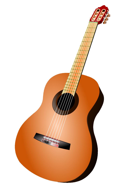 999x1413 Acoustic Guitar Clipart