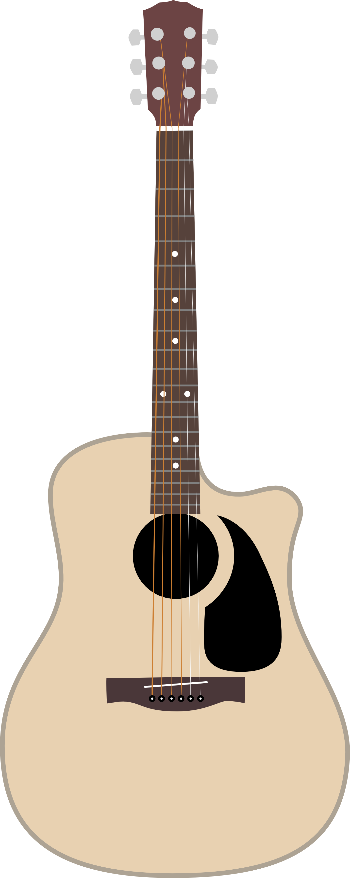 1421x3558 Fender Cd 100ce Acoustic Guitar By Shimmerscroll