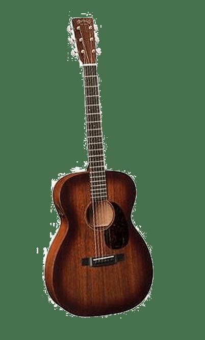 402x664 Martin Acoustic Guitar Retro Transparent Background