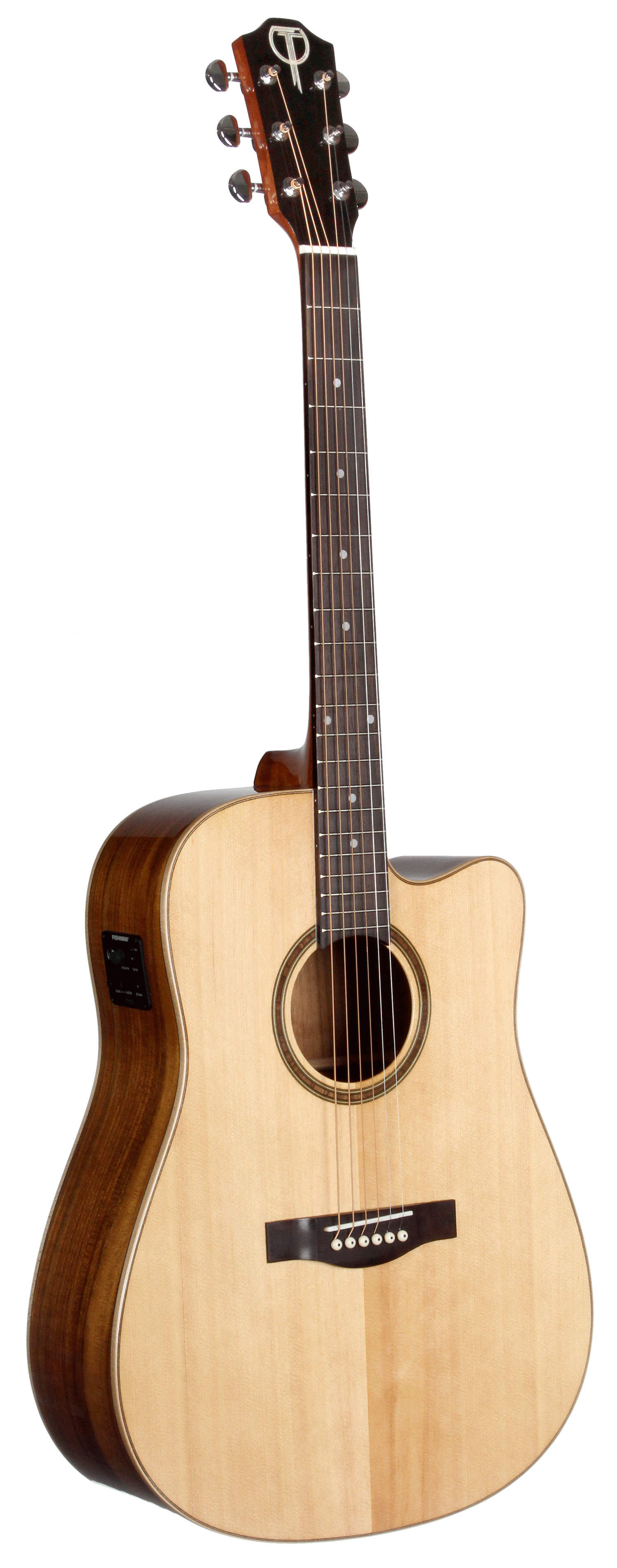 1500x3814 Sts110cent Cutaway With Electronics Guitars