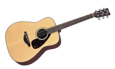 466x280 Yamaha Fg700s Acoustic Guitar Best Acoustic Guitar Strings