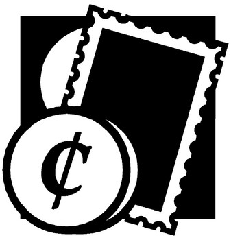 337x350 Stamp Clipart Stamp Act