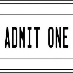 300x300 Clipart Train Ticket Clipart Image 2