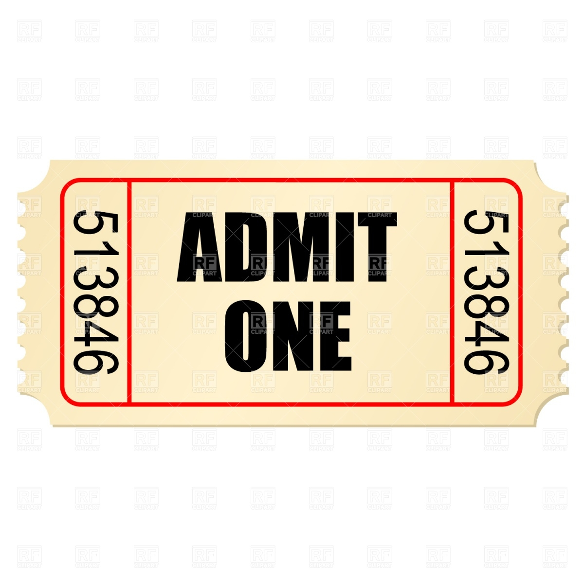 1200x1200 Microsoft Online Clip Art Movie Ticket Cliparts