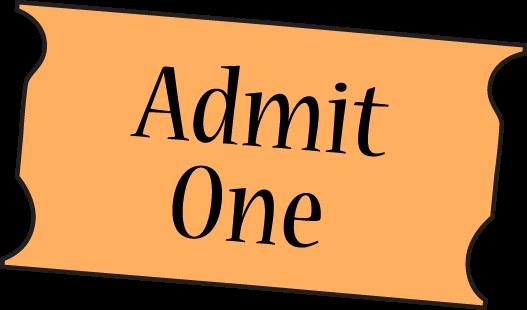 527x310 Movie Ticket Clip Art