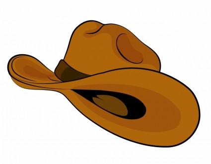 425x330 Cowboy Hat Free Vector In Adobe Illustrator Ai Ai Clip Art Image