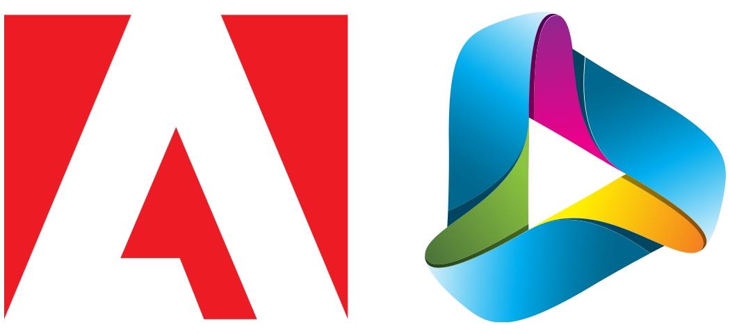 1050x480 Adobe Clipart Adobe Logo