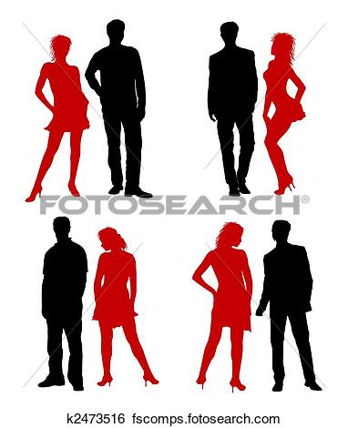 382x470 Young Adulthood Clipart