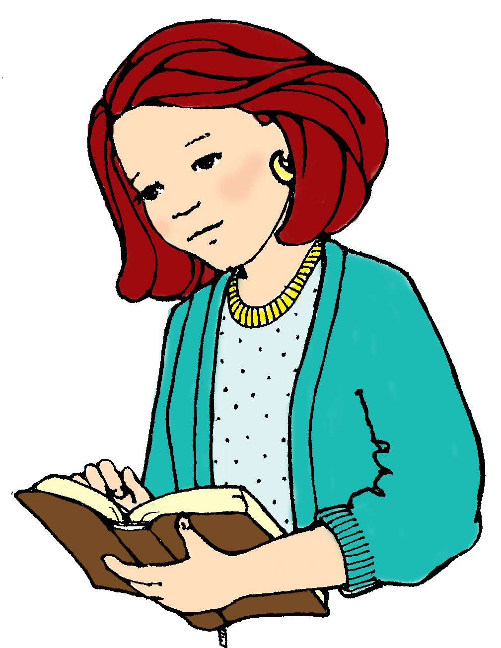 1009x1305 Young Woman Clipart