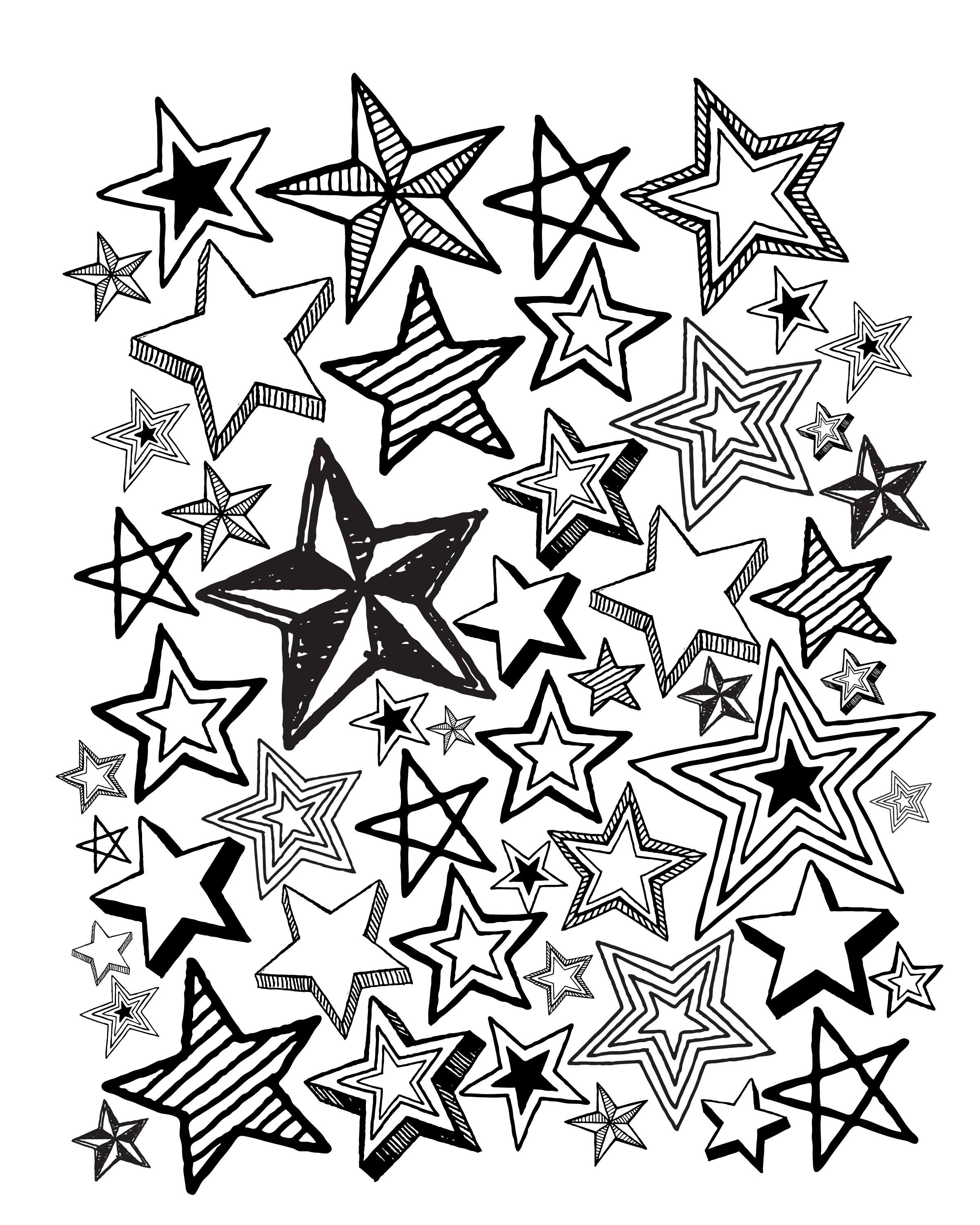 Advanced Coloring Pages | Free download on ClipArtMag