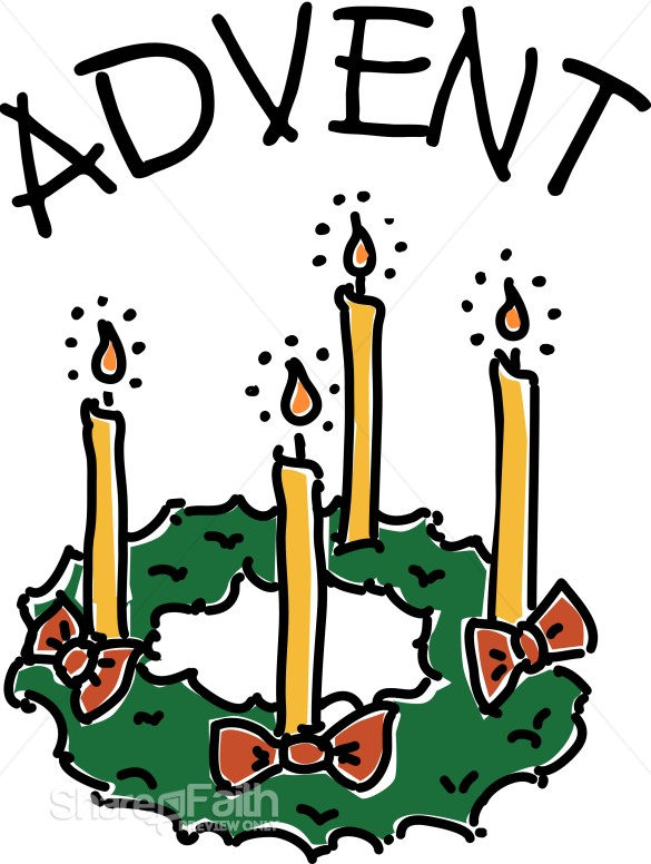 585x776 Advent Clipart, Advent Images, Advent Graphics