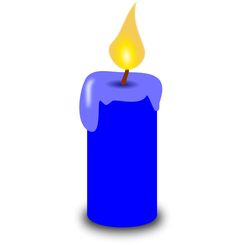 800x800 Candles Clipart