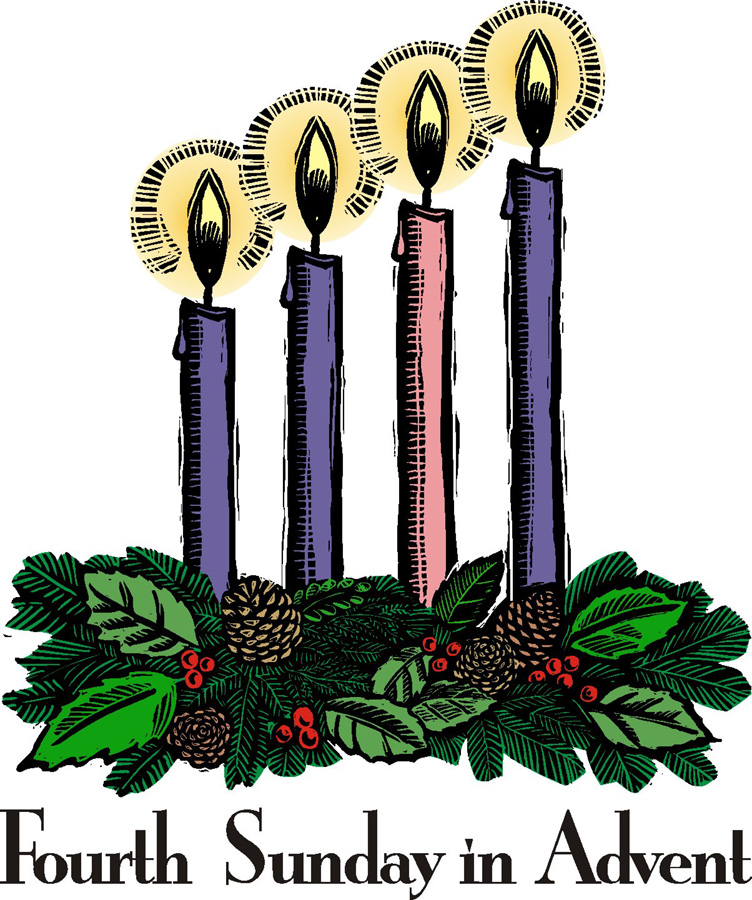 752x900 Third Sunday Of Advent Clipart