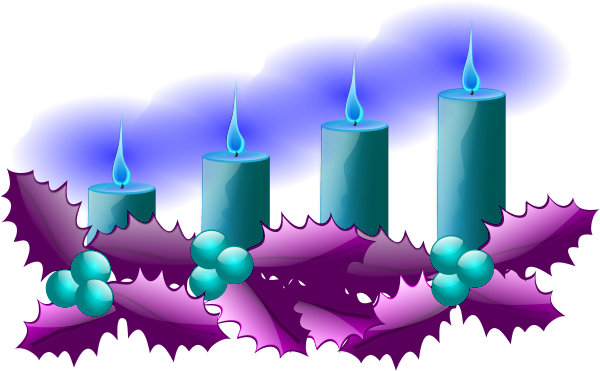 600x371 4th Sunday Of Advent Clipart