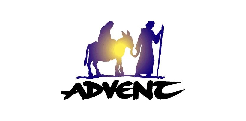 820x406 Advent Clipart