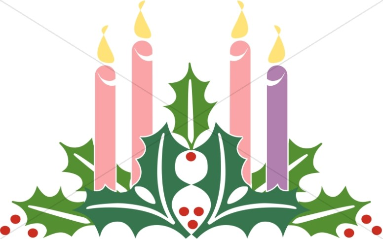 776x485 Candle Clipart Advent Candle