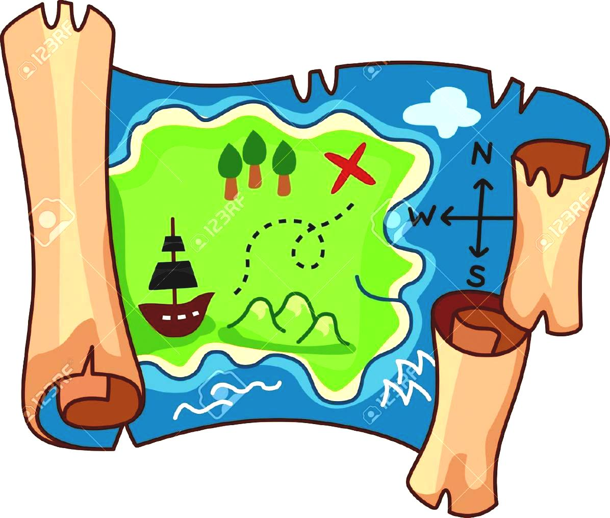 1196x1015 Adventure Clipart Mapping