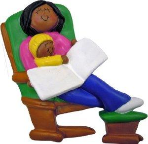 300x292 African American Grandmother Clipart