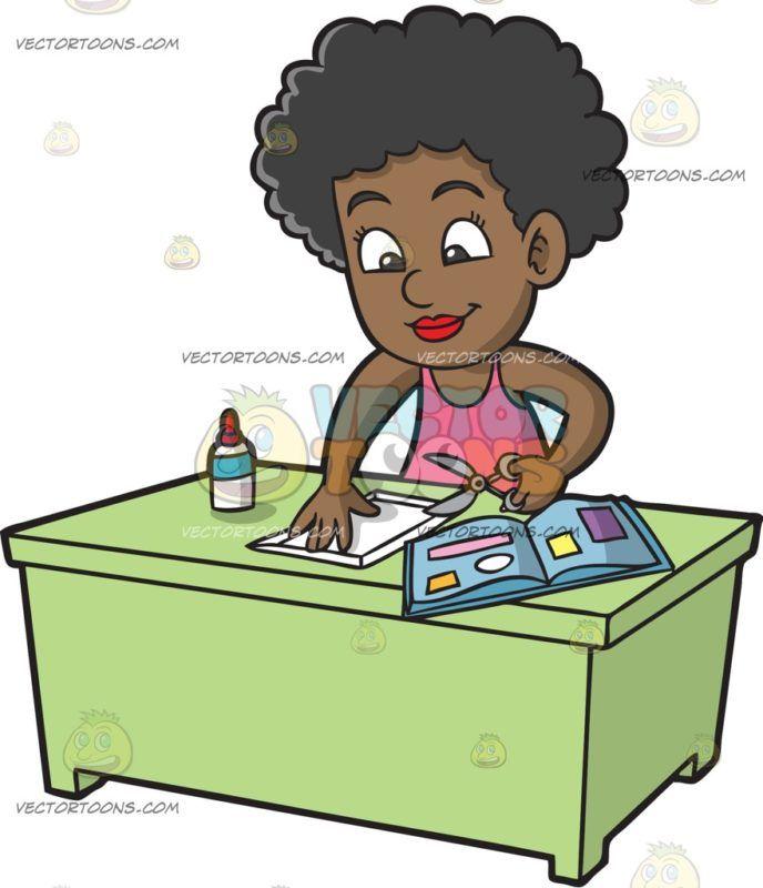 688x800 The Best Afro Hair Clipart Ideas Black Girl Art