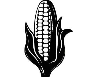 340x270 Corn Clip Art Etsy