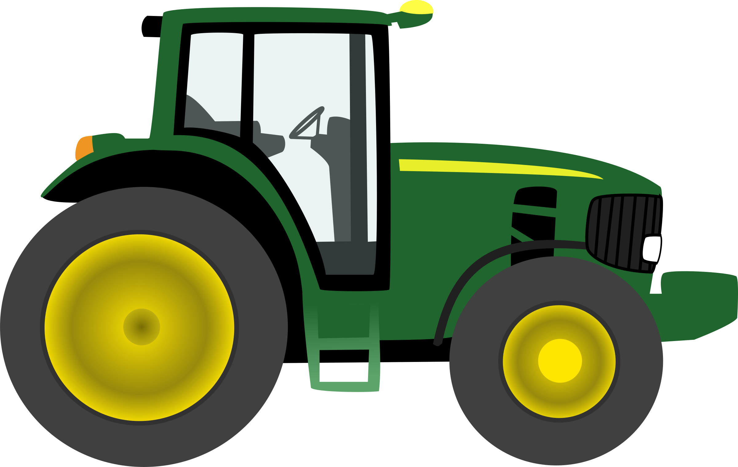 2400x1520 Tractor Clipart Agriculture Farming