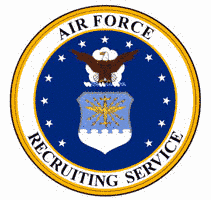 211x200 Air Force Recruiting Service Shield Clip Art Download