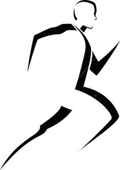 236x333 Runner Silhouette Runner 7 Clip Art