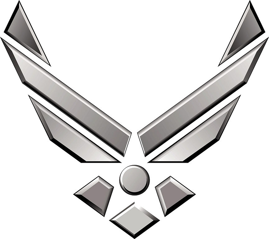 865x768 Wings Clipart Airforce