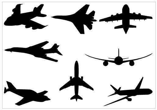 515x361 Airplane Clip Art