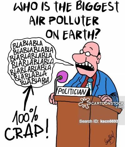 400x470 Air Pollutants Cartoons And Comics