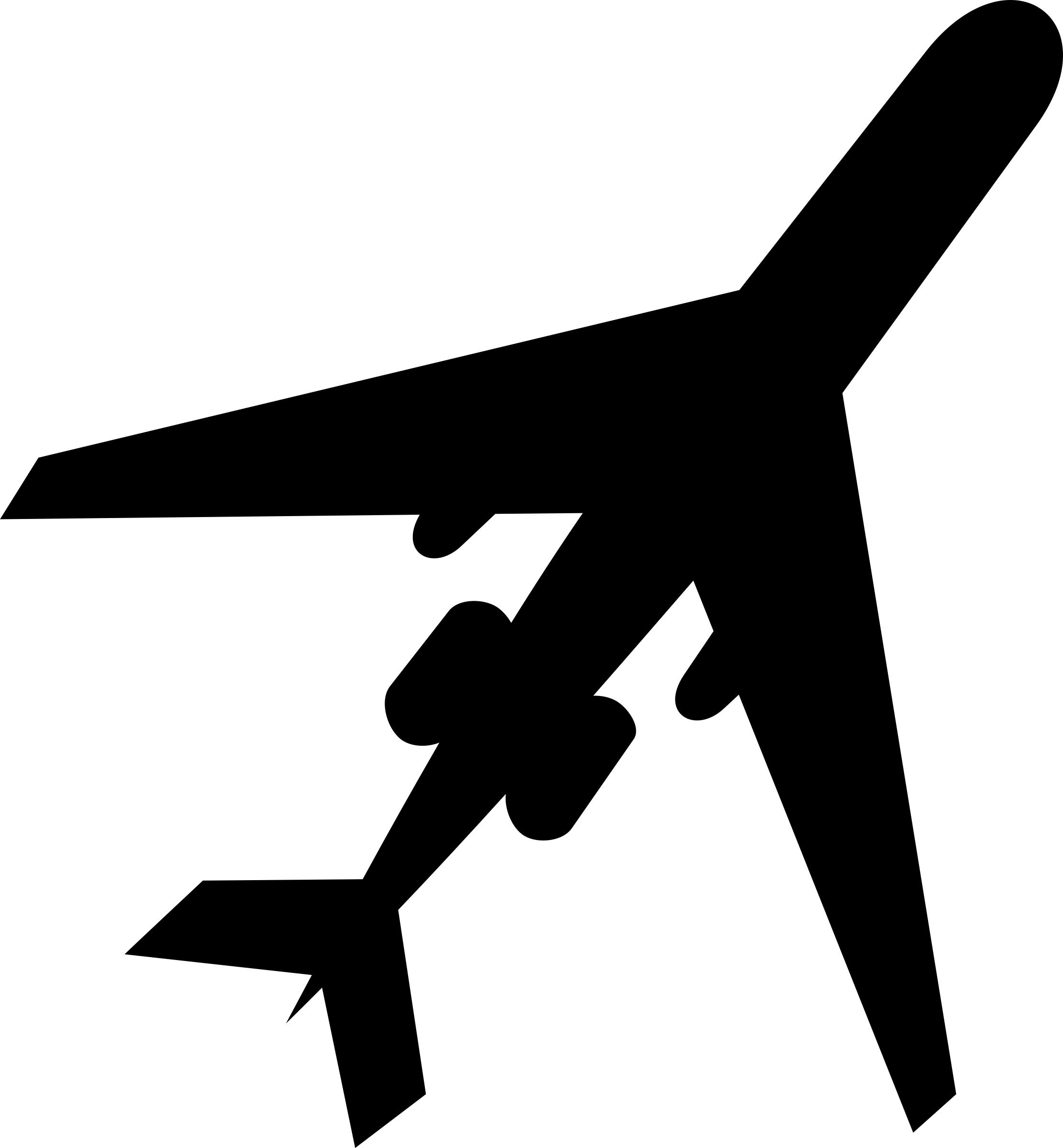 2222x2400 Free Airplane Icons Png, A Rplane Images