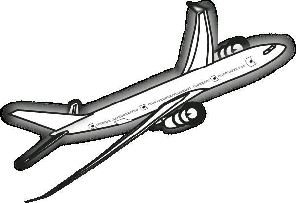 600x412 Clip Art Airline Travel Clipart