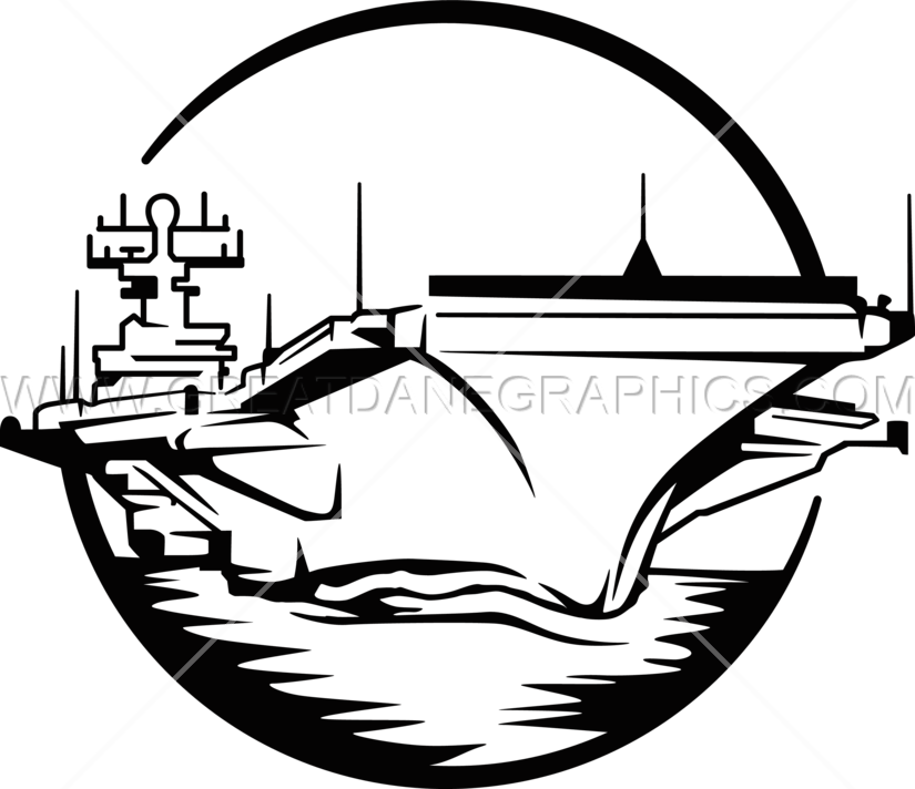 825x712 Aircraft Carrier Clipart Black And White