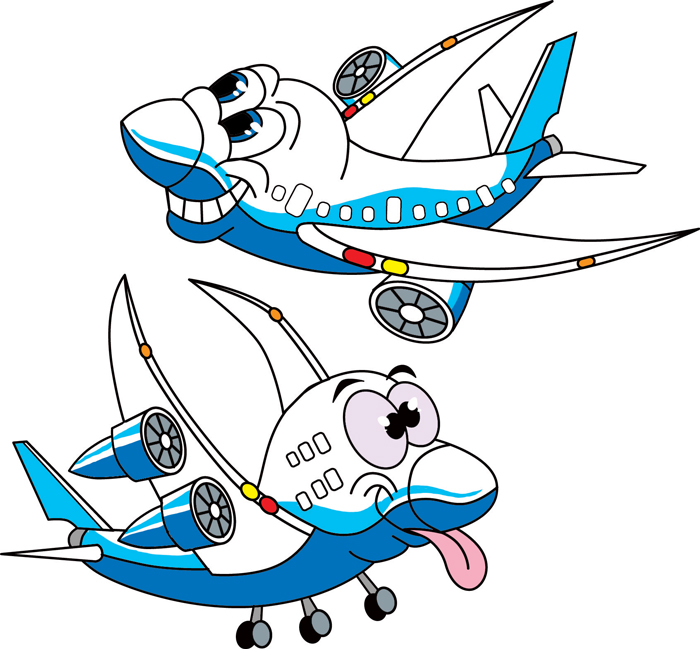 700x649 Boeing Cartoon Planes 787 747 By Hawkscomm