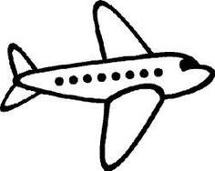 236x188 Drawn Airplane Cartoon