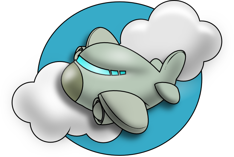 783x524 Airplane Free Cartoon Plane Clip Art Dromfch Top 2