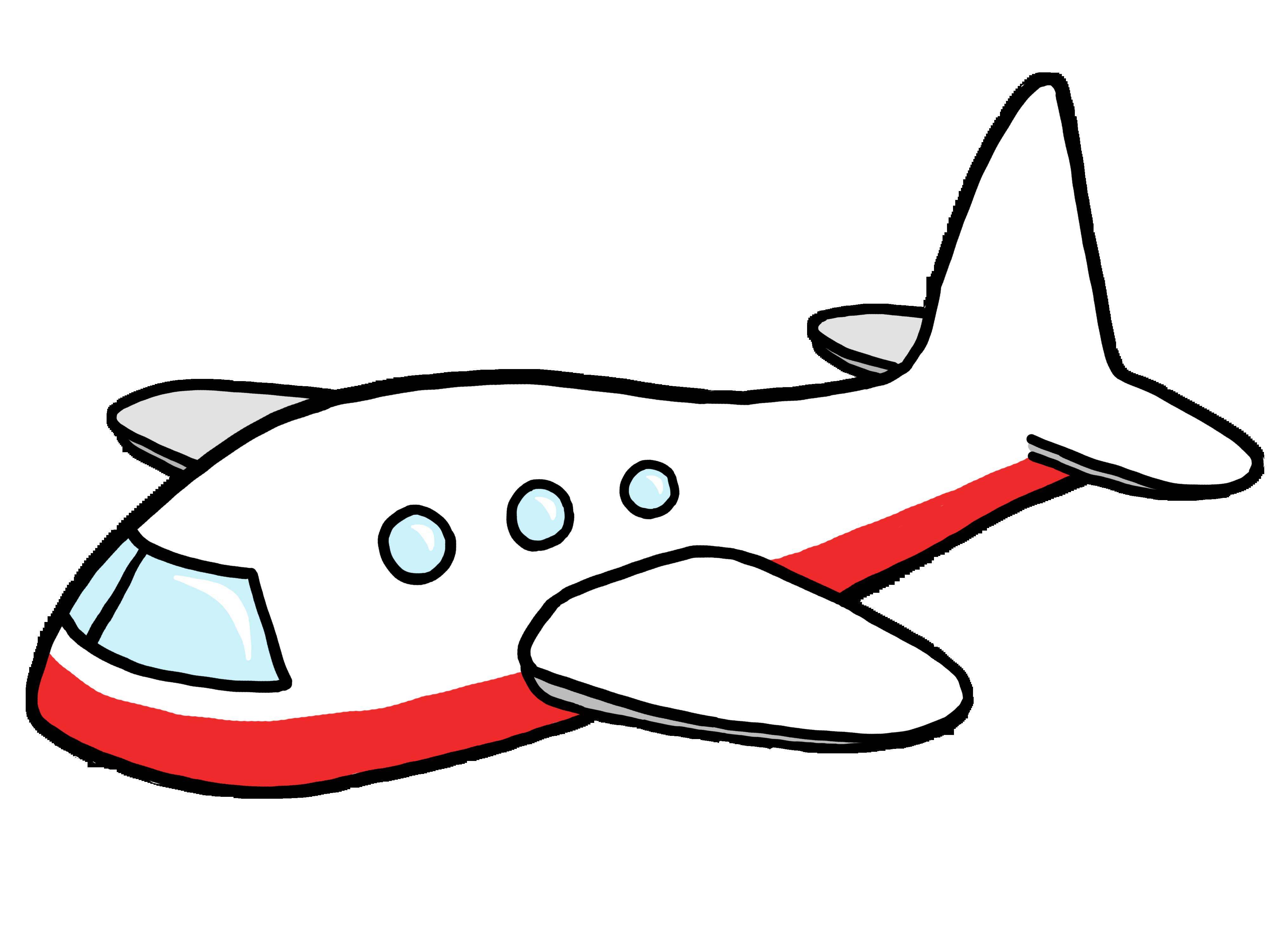 4000x3000 Cartoon Transport Plane Png Clipart