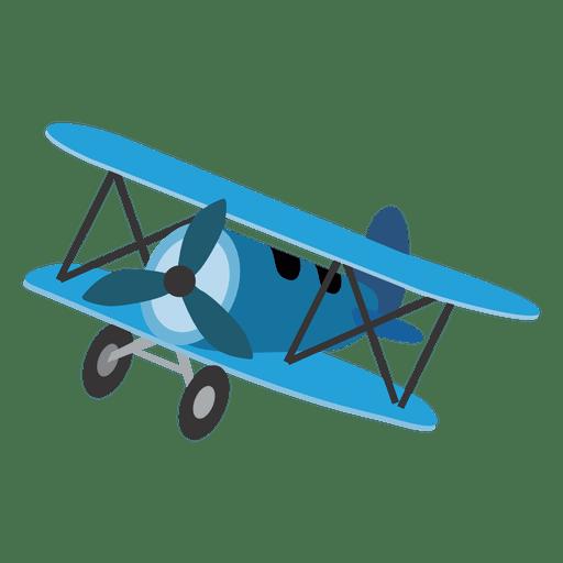 512x512 Cartoon Toy Airplane