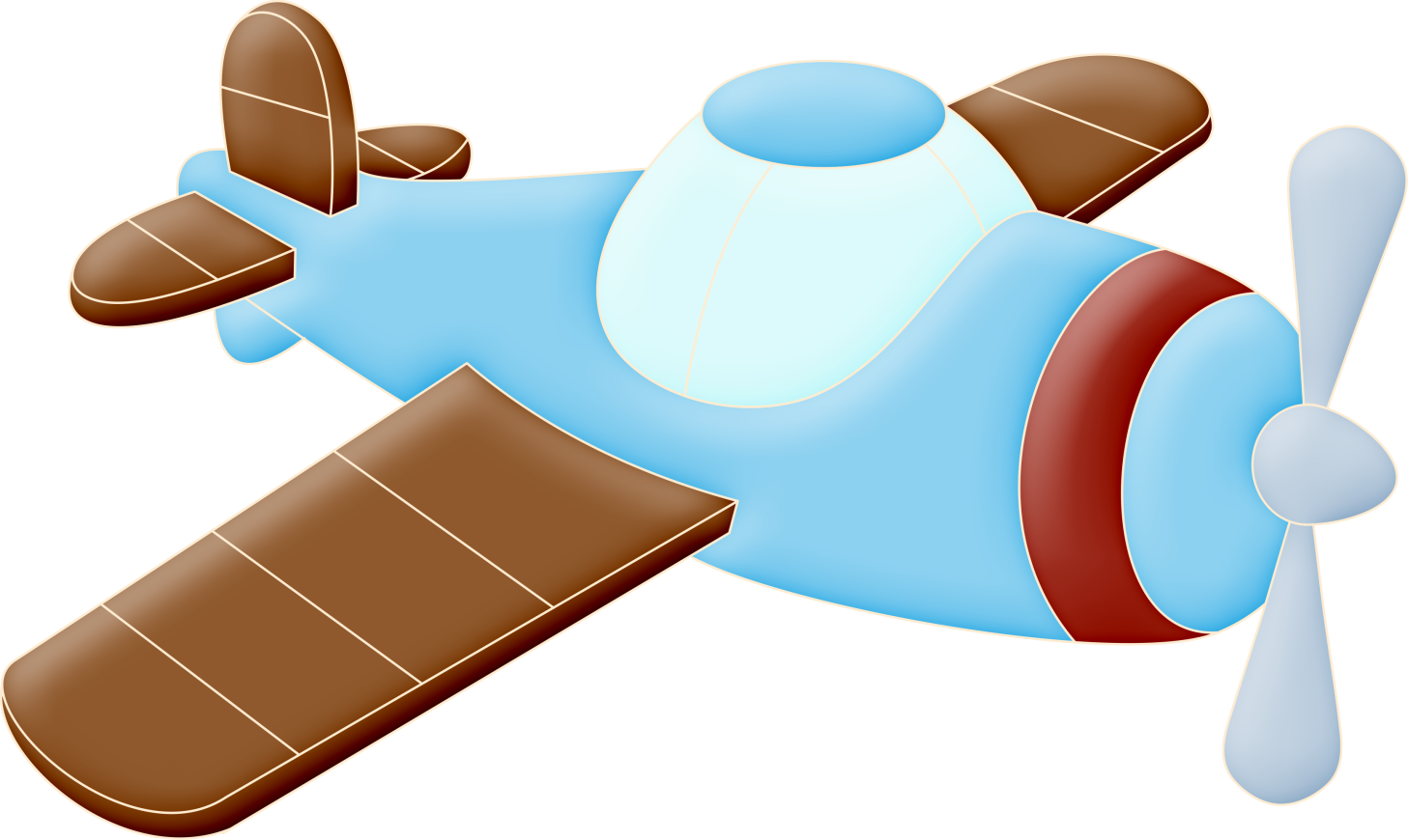 1457x870 Toy Plane Cartoon Png Clipart