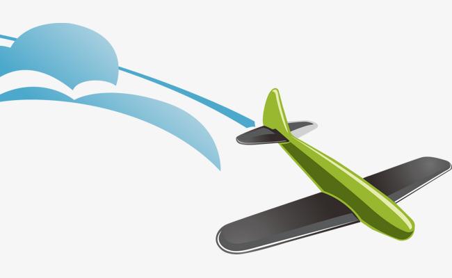650x400 Aircraft Cartoon Vector, Cartoon Airplane, Vector, Vector Cartoon