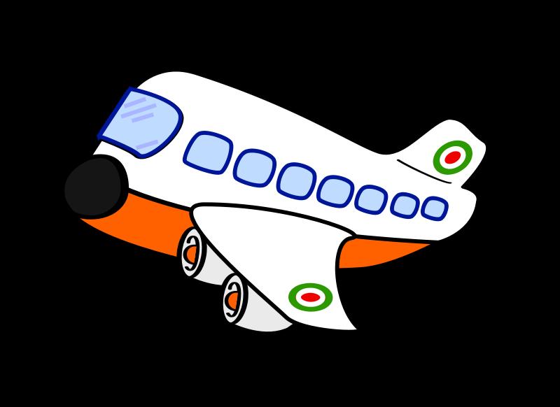 800x582 Airplane Free Cartoon Plane Clip Art Dromfch Top