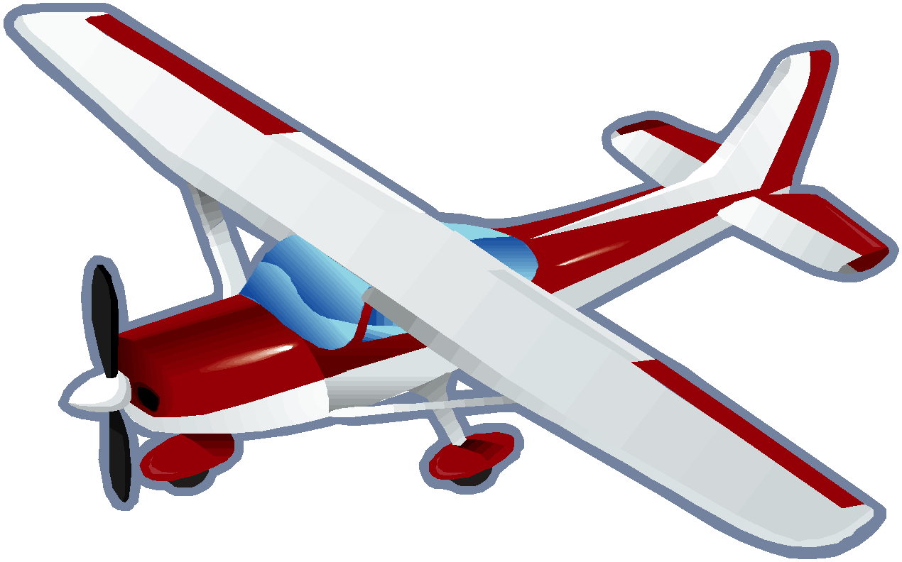 1270x792 Model Airplane Clipart