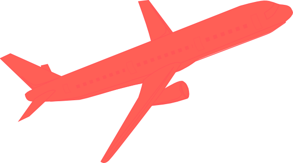 600x335 Airplane Clipart Departure