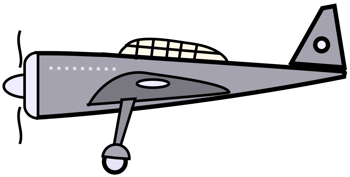 1198x605 Airplane Cartoon Png